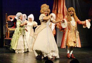 Motanul încălțat, Teatrul Luceafărul Iași