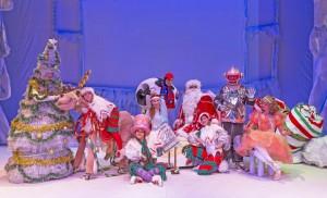 """""""Crăciunul jucăriilor 3. La școală"""", de Dan Doboș"""