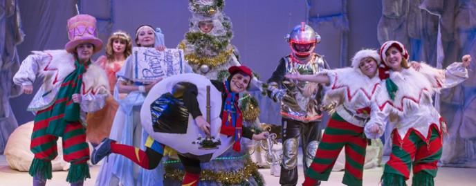 Crăciunul jucăriilor 3. La școală