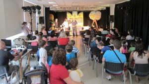 A șaptea reprezentație din turneu, la Arganda del Rey
