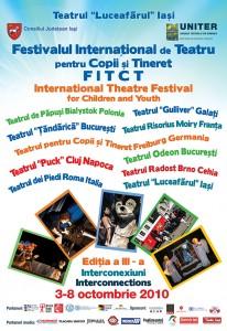 """FITCT, ediţia a III-a, 3-8 octombrie 2010, """"Interconexiuni"""""""