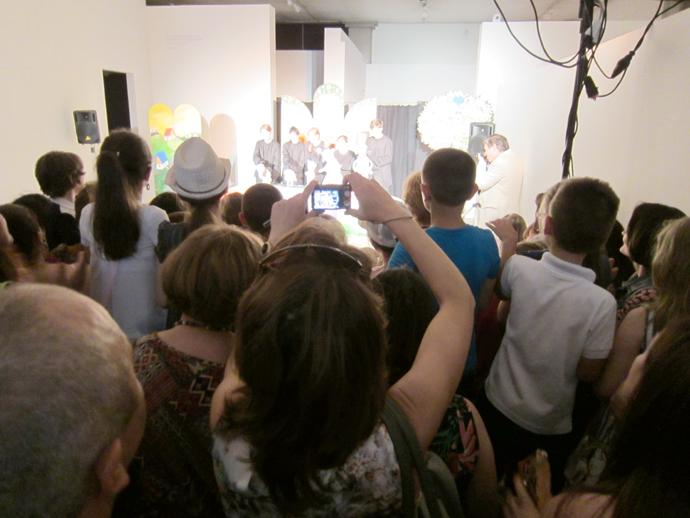 """Teatrul """"Luceafărul"""", la Ziua Românilor din Portugalia"""