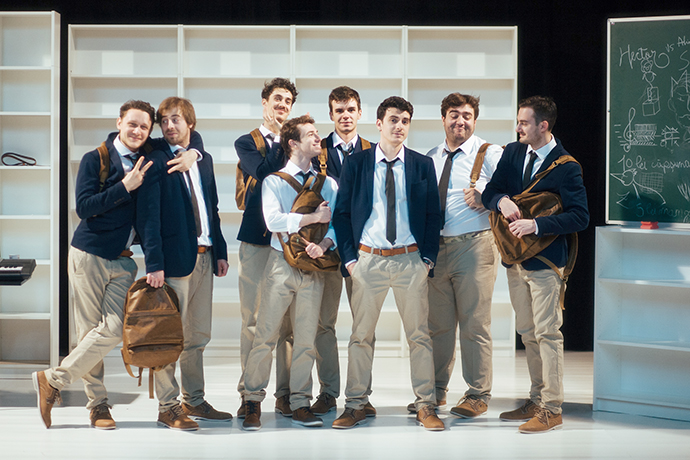 The History Boys. Povești cu parfum de liceu