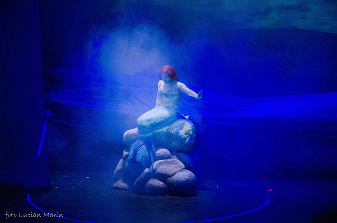 Mica sirenă / The Little mermaid