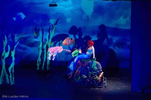 Mica sirenă / The Little mermaid
