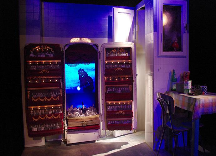 Opera frigider