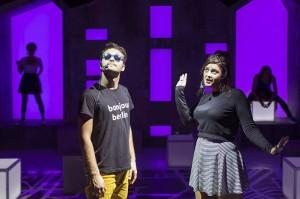 Bobi Pricop, de la Edinburgh Fringe Festival la Festivalul Internațional de Teatru pentru Publicul Tânăr Iași