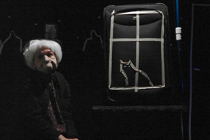 Un spectacol de Polina Borisova