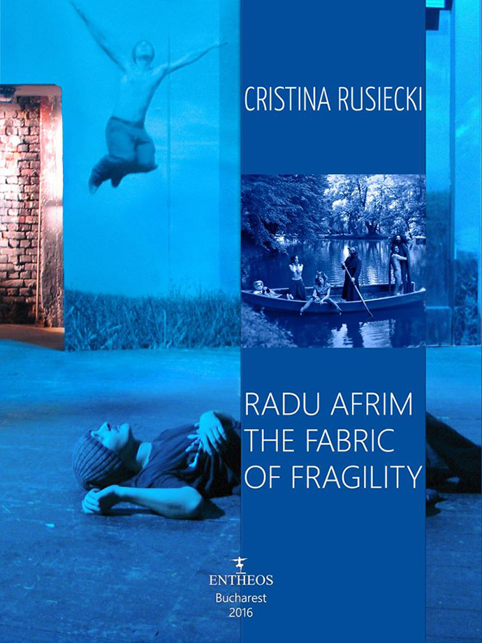 Lansare de carte Radu Afrim. The Fabric of Fragility