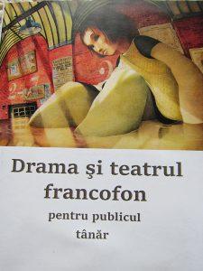 Drama și teatrul francofon