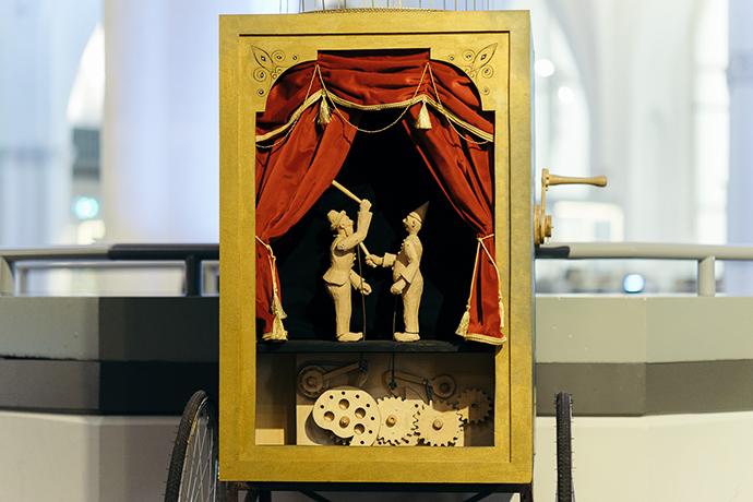 Expoziție Selfie Automaton Exhibition