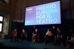 Festivalul Internațional de Teatru pentru Publicul Tânăr Iași, menționat la evenimentele din cadrul Premiul Europa pentru Teatru