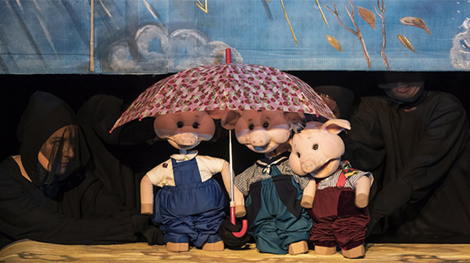 artiștii Teatrului Luceafărul vor reîncepe să joace pentru publicul larg, ridicând cortina unei noi stagiuni