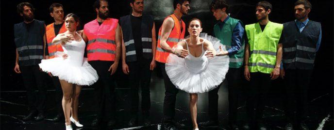 Un spectacol de Gianina Cărbunariu, în Prologul FITPTI