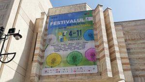 Program pe zile – Festivalul Internaţional de Teatru pentru Publicul Tânăr, Ediția a XI-a, 4-11 octombrie 2018