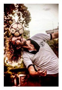 Mencho Sosa Argentina,Show fotbalistic