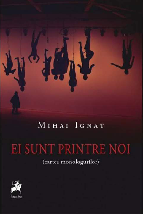 """Lansare de carte""""Ei sunt printre noi""""de Mihai Ignat"""