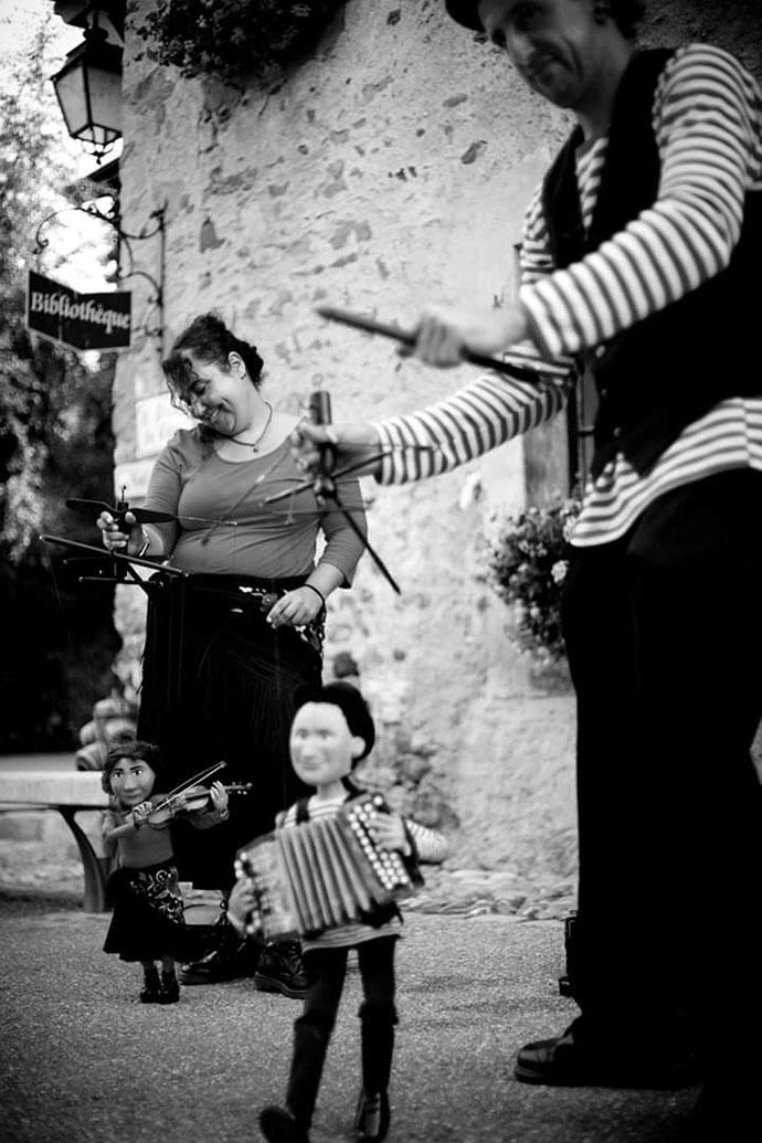 Cafeneaua Veche Lăpușneanu:PICUENTOS Spania, Franța-Benjamino și Juanita