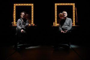 Teatrul Act București - Stage Dogs de Florin Piersic jr. (inspirat de A Life In The Theatre de David Mamet)