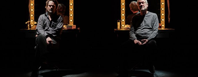 Teatrul Act București - Stage Dogs de Florin Piersic jr. (inspirat de A Life In The Theatre de David Mamet)