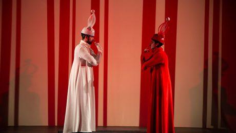 Premieră la Teatrul Luceafărul - Alice în Oglindiria