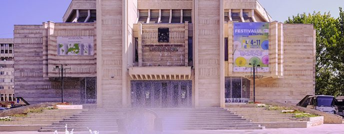 Teatrul Luceafărul și evenimentele sale, în presa străină