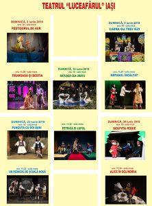 Spectacolele lunii iunie 2019 pentru care se pot cumpăra online bilete cu locuri