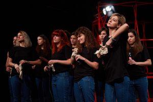 Un spectacol de teatru care pune în discuție momentul Colectiv din perspectiva unei generații