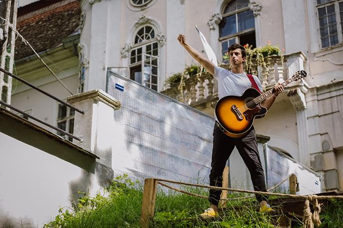 ZIUA NECUNOȘTINȚEI Concert de Alex Ștefănescu
