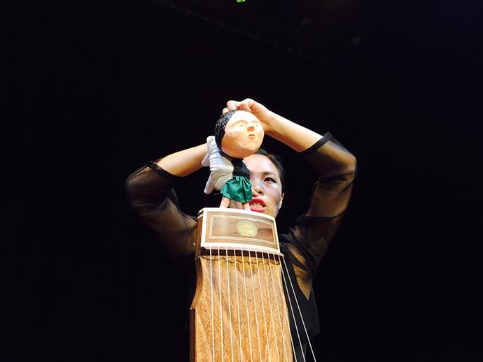 Teatrul Yun HYEJIN Seul Coreea Lângă tine