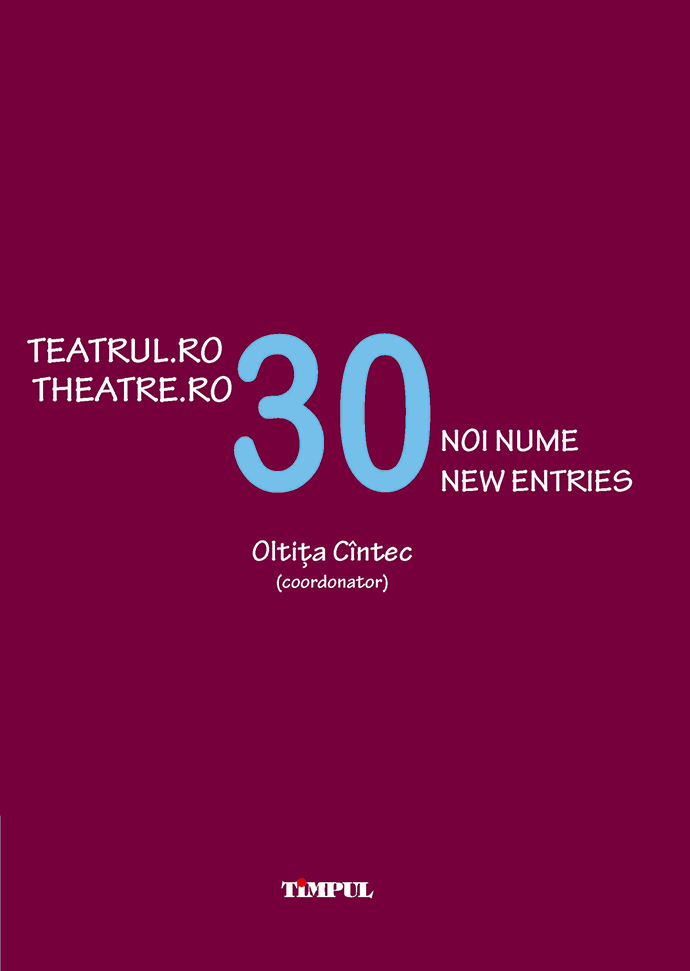 Teatrul.ro 30 - noi nume