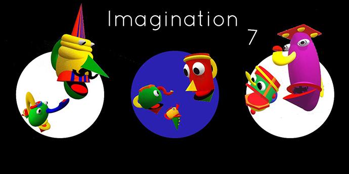 Imaginație 7/ Păpușile au talentpovestea unei fetițe care își sărbătorește ziua de naștere