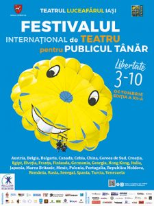 FESTIVALUL INTERNAŢIONAL de TEATRU pentru PUBLICUL TÂNĂR Iași 2019 • PROGRAM