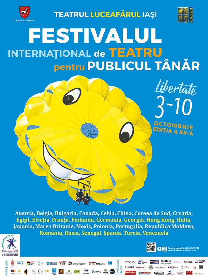 11 zile de sărbătoare a artelor spectacolului * 500 de participanți * invitați din 28 de țări * exclusivități naționale * 74 de reprezentații * peste 100 de evenimente în 20 de spații din oraș