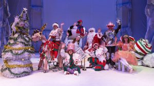 Crăciunul jucăriilor. La școală - teatrul pentru copii de Dan Doboș