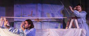 Un al treilea spațiu în aer liber va găzdui spectacolele Teatrului Luceafărul Iași