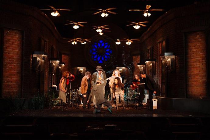 ALCOOL Teatrul Nottara Bucureștipe versurile lui Ion Mureșan