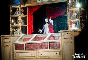 CENUȘĂREASA (Teatrul Țăndărică București)