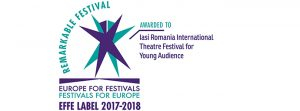 FESTIVALUL INTERNAŢIONAL de TEATRU pentru PUBLICUL TÂNĂR Iași 2020