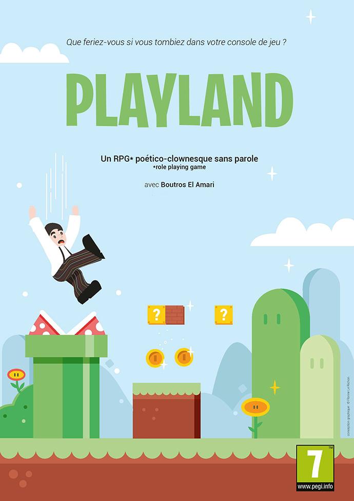 Playland(Compania Le CaravansérailFranța)