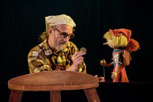 Teatrul Gong Sibiu AVENTURILE LUI PINOCCHIO