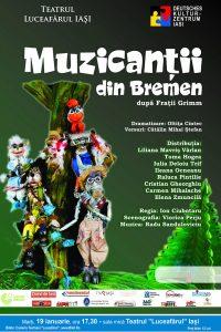 Muzicanții din Bremen Dramatizarea: Oltiţa Cîntec