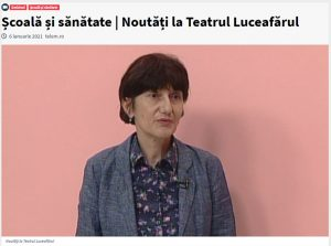 telem.ro • Noutăți la Teatrul Luceafărul