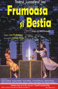 FRUMOASA ȘI BESTIA Dramatizare de Călin Ciobotari