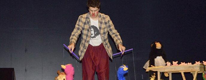 Katastrofa Clown Italia ANIMALE CIUDATE