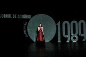 Teatrul Național București JURNAL DE ROMÂNIA. 1989 • jurnalul unei revoluții, spectacol de teatru multimedia documentar