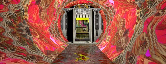 I AM (VR) instalație imersivă Susanne Kennedy