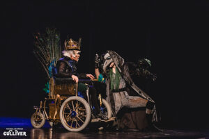 PASĂREA MĂIASTRĂ (Teatrul Gulliver Galați)