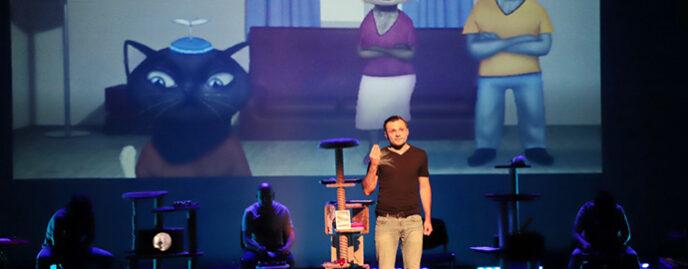 PiSiCi 2 Un spectacol concert pus la cale de Fără Zahăr Regie muzicală și scenografie: Bobo Burlăcianu
