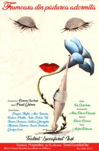Frumoasa din pădurea adormită Dramatizare: Ramona Iacobuțe după Frații Grimm
